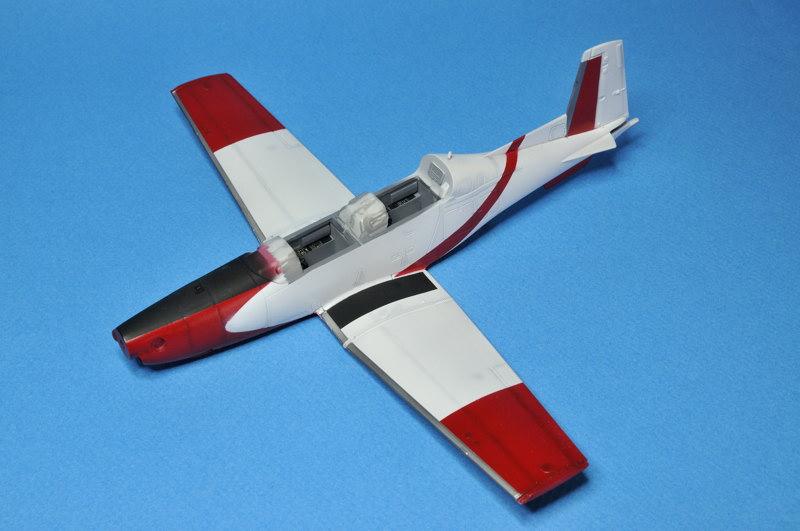 texan - T-6A Texan II Patrouille Acrobatique de l'IAF DSC_9681