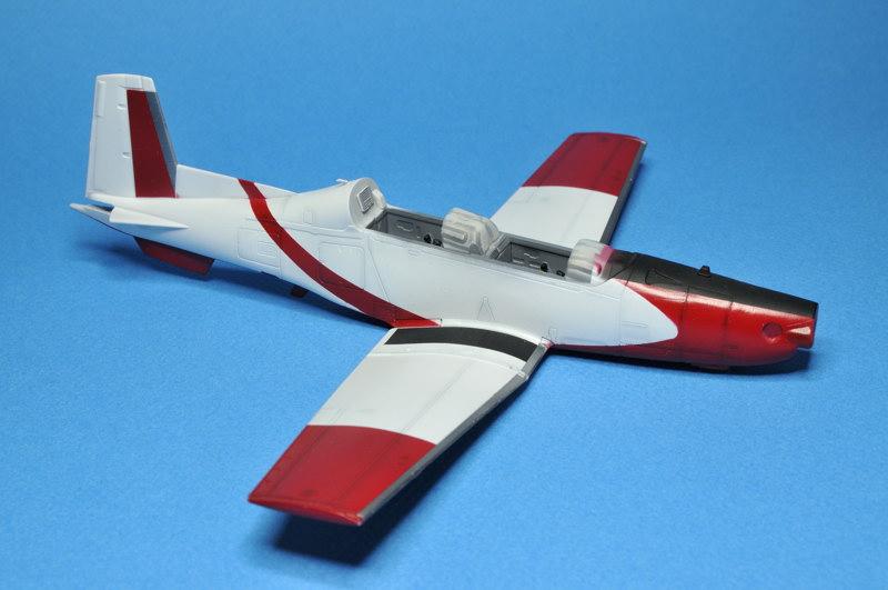 texan - T-6A Texan II Patrouille Acrobatique de l'IAF DSC_9683