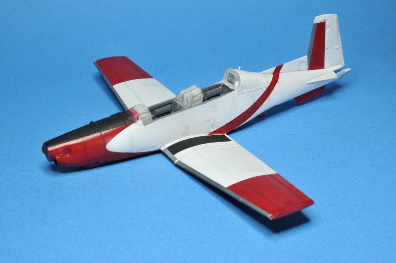 texan - T-6A Texan II Patrouille Acrobatique de l'IAF DSC_9684