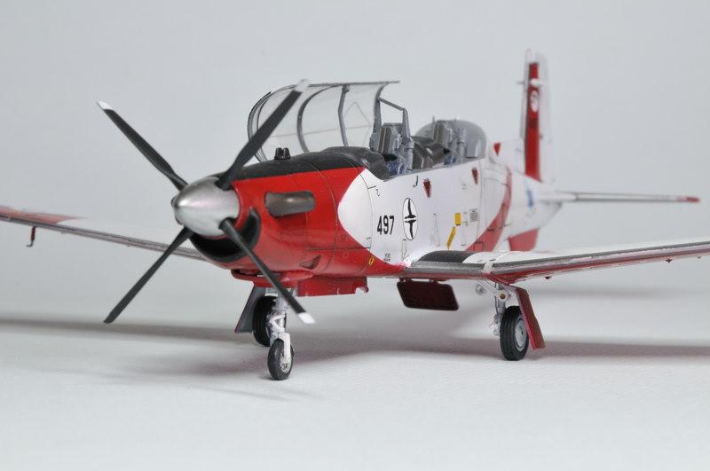 T-6A Texan II Patrouille Acrobatique de l'IAF [Ibex] _DSC9755