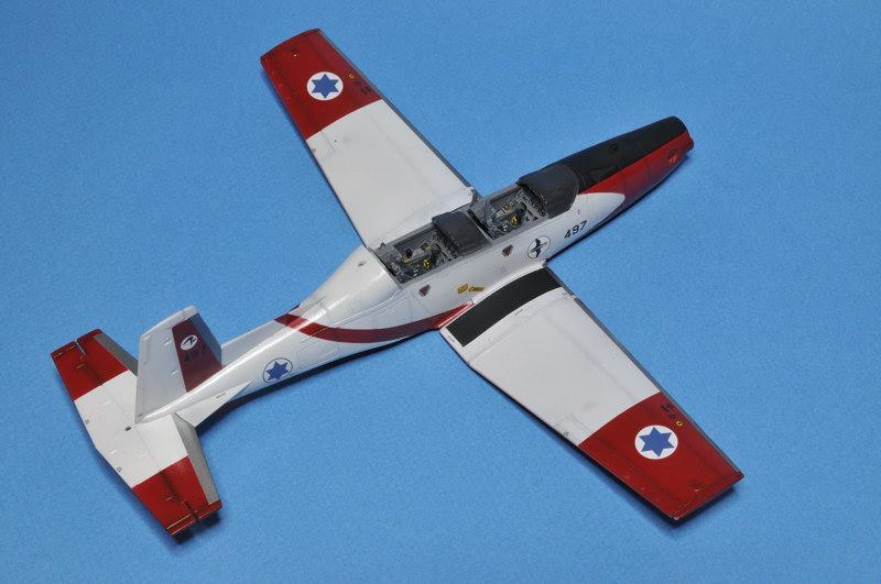 texan - T-6A Texan II Patrouille Acrobatique de l'IAF _DSC9702