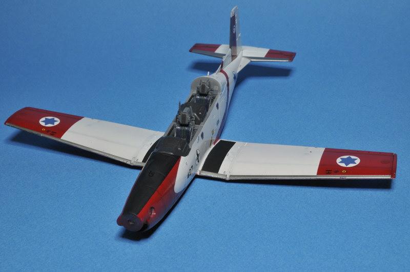 texan - T-6A Texan II Patrouille Acrobatique de l'IAF _DSC9707