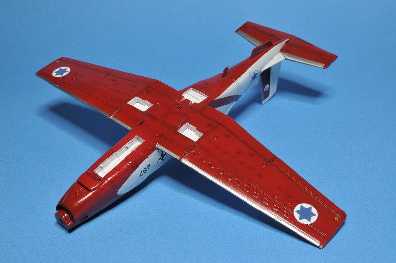 texan - T-6A Texan II Patrouille Acrobatique de l'IAF _DSC9708